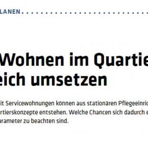 Veröffentlichung Fachzeitschrift Altenheim 06-2016