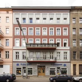 BERLIN MITTE  | Modernisierung eines Verwaltungsgebäudes | Umbau, DG-Ausbau |