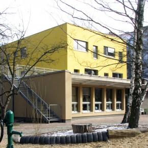 BERLIN NEUKÖLLN |  energetische Sanierung einer Kita |