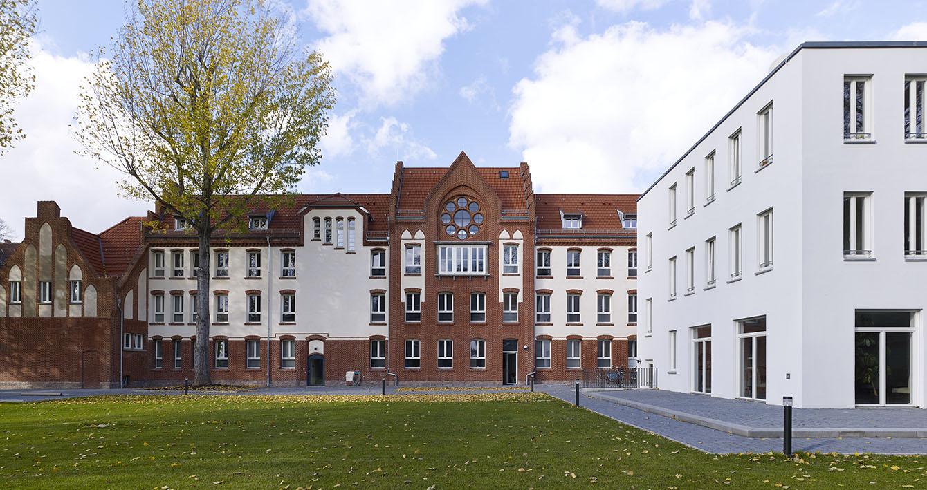 Betreutes wohnen berlin architekt denkmalschutz berlin poetting architekten - Architekten deutschland ...