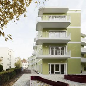 BERLIN SPANDAU | Wohnhaus für Senioren mit einer Tagespflegeeinrichtung der AWO Spandau