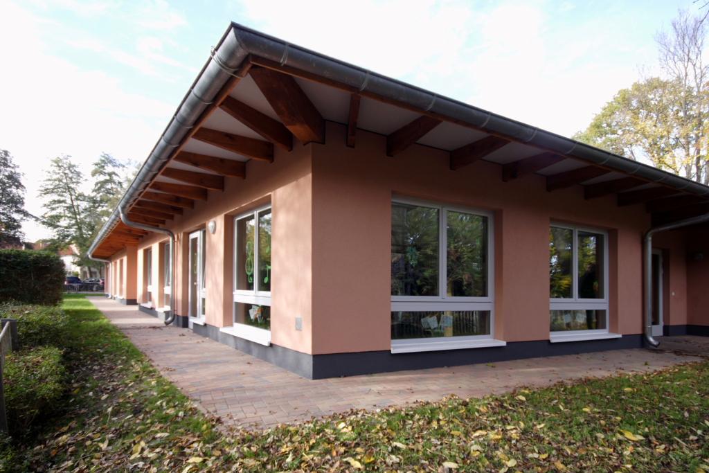 Architekt kita berlin kologische sanierung poetting architekten - Bgf architekten ...