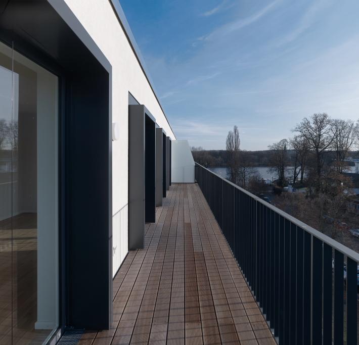 GENERALPLANUNG: Pötting Architekten MITARBEITER: Christoph Becker, Yves  Kekicheff, Christoph Mörsdorf, Gabi Teichmann,