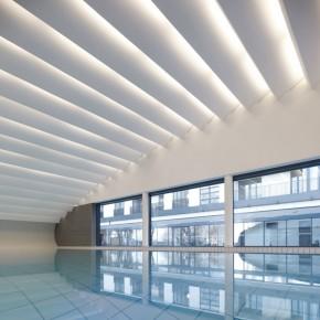 POTSDAM BRANDENBURG | Johanniter Quartier | Appartementhaus mit Service für Senioren | SCHWIMMBAD