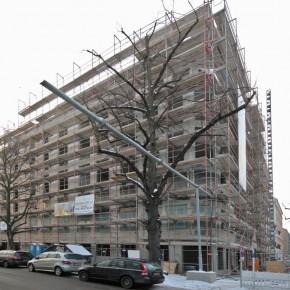 Neubau von Eigentumswohnungen in Berlin-Pankow