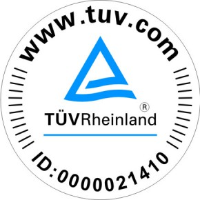 TÜV-QualitätsZertifikat Planer am Bau