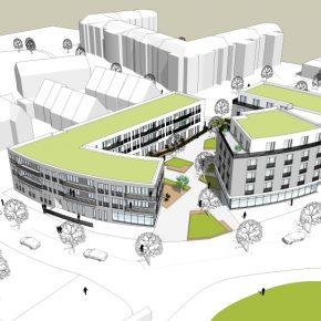 Gesundheitszentrum Andernach Blick Ernestos Platz