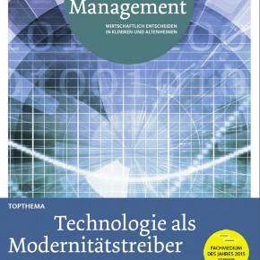 Veröffentlichung Health&CareManagement 11-2015