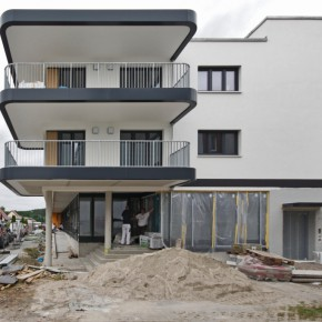 Erweiterung eines Seniorenpflegezentrums in Premnitz, Brandenburg
