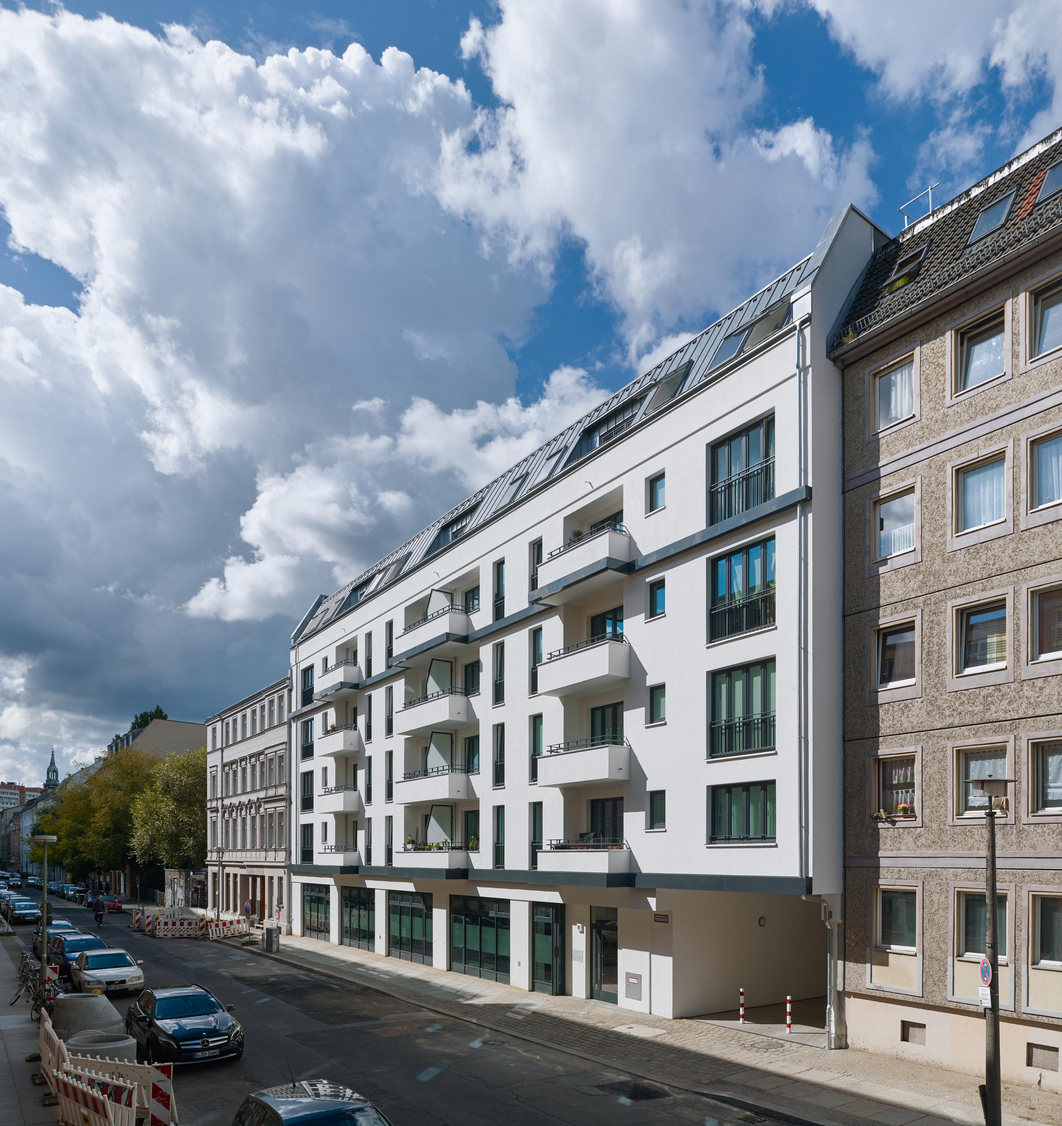 Poetting Architekten Berlin Wohnungsbau Seniorenheime