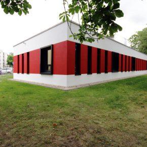 Rigaer Straße Ärztehaus von außen