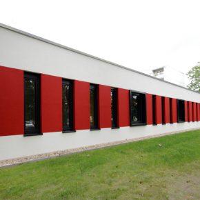 Fassade Ärztehaus