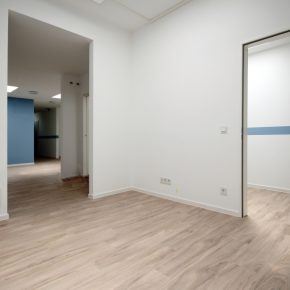 Praxis Eingang Foyer