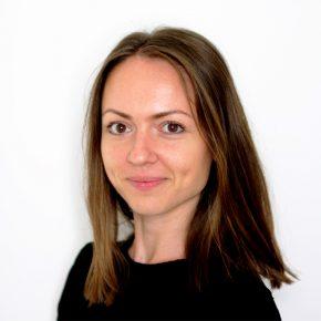 Kristina Scherbahn    Master of Science Architektur   Projektleiterin